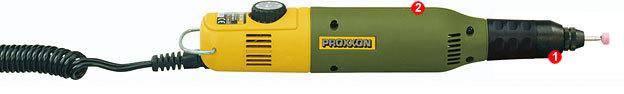 PROXXON Vrtací frézovací MICROMOT 50/E 28510