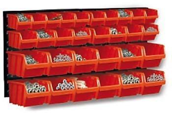 EUROPOWER Závěsný organizér/držák s 30 boxy NTBNP3 ORDERLINE