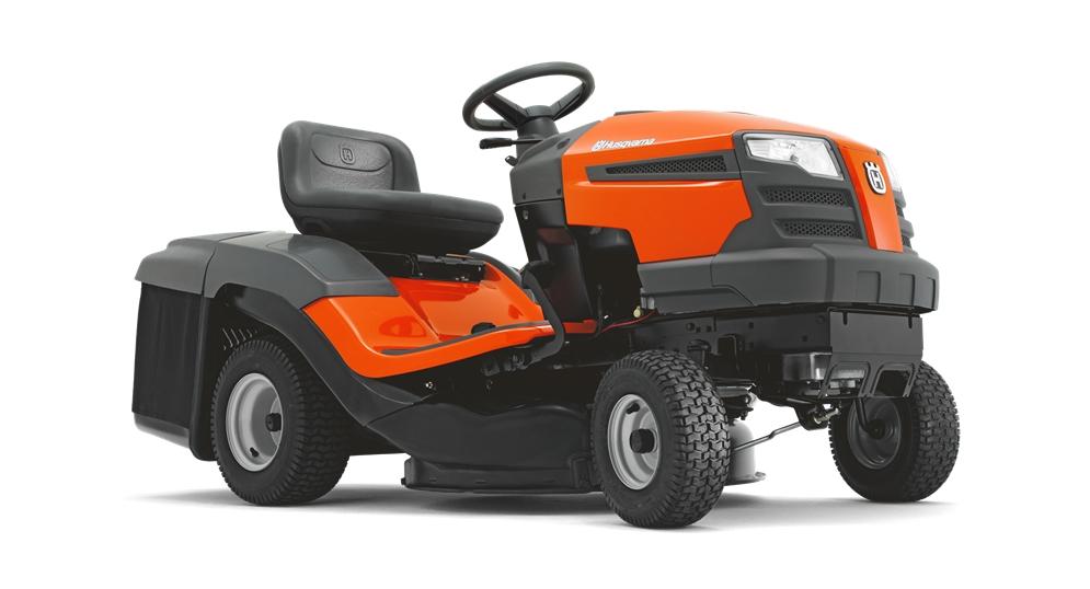 HUSQVARNA TC 130 zahradní traktor