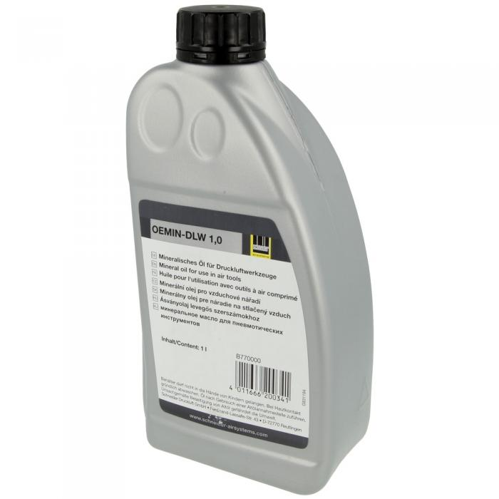 SCHNEIDER Olej pro nářadí a přimazávače 1l