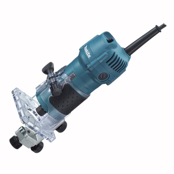 MAKITA 3709 Jednoruční frézka 6mm / 530W