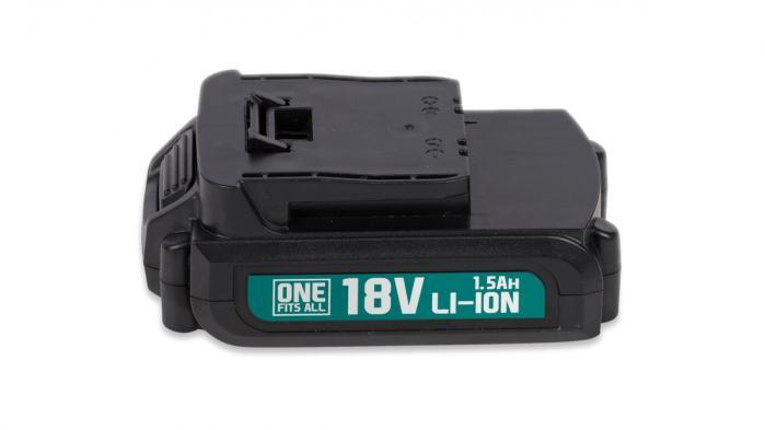 POWERPLUS One Fits All POWERPLUS POWEB9010 baterie 18V LI-ION 1.5Ah