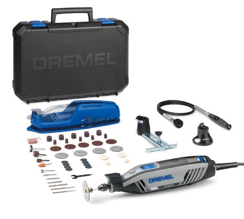 DREMEL 4300 (4300-3/45EZ) multifunkční nářadí s osvětlením