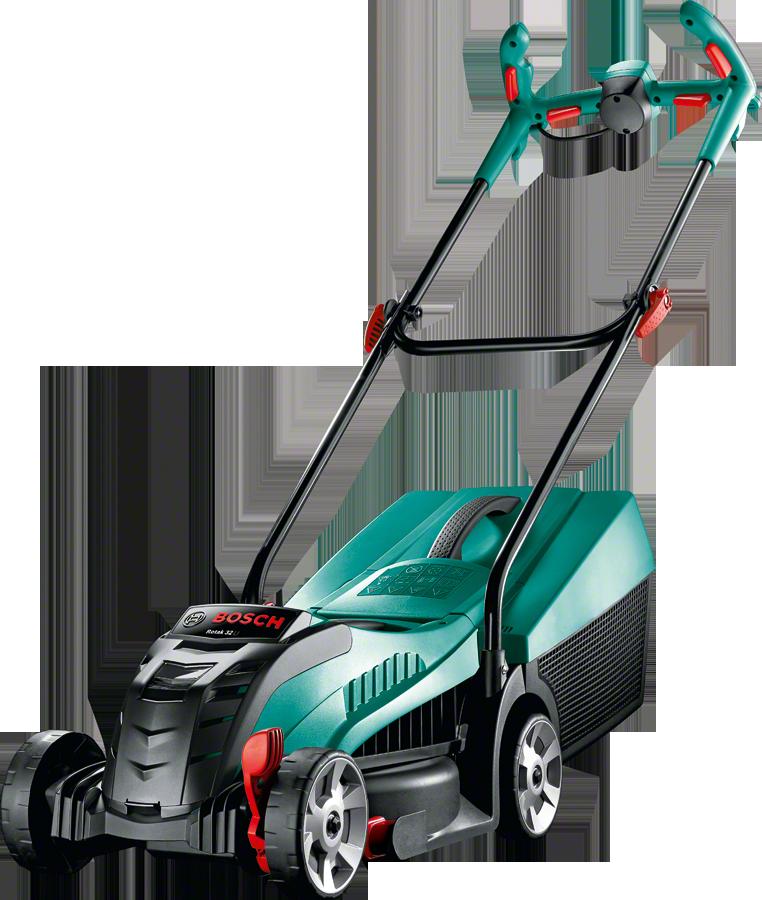 Bosch Rotak 32 LI aku sekačka na trávu