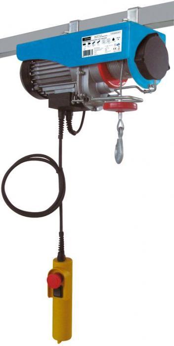 GÜDE GSZ 100/200 elektrický lanový zvedák
