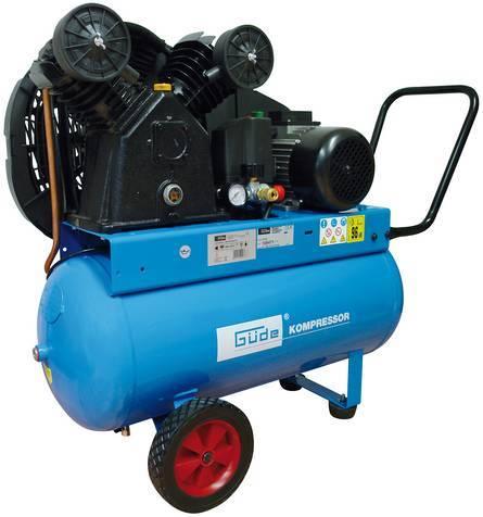 GÜDE 490/10/50/400V Kompresor střední výkonové třídy