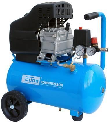 GÜDE 210/8/24 olejový kompresor