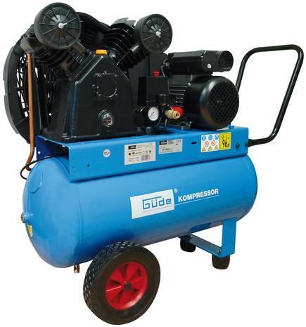 GÜDE 415/10/50 N pojízdný kompresor