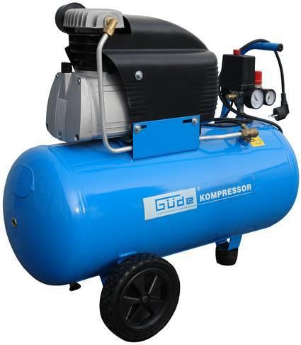 GÜDE 300/10/50 EU olejový kompresor