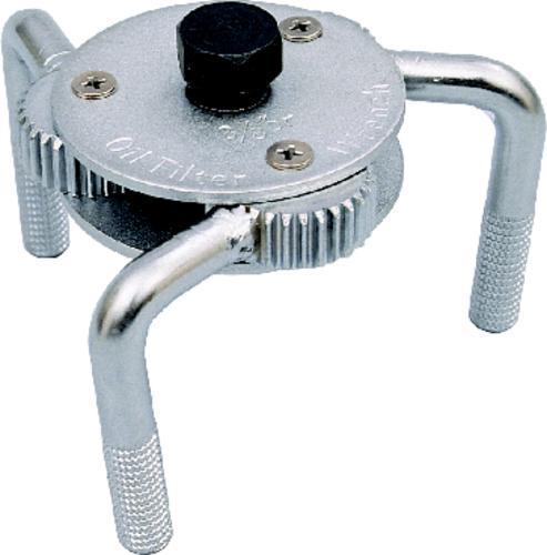 KENNEDY Klíč na olejové filtry 3-čelisťový