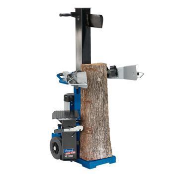 SCHEPPACH HL 1500 - vertikální štípač dřeva 15t