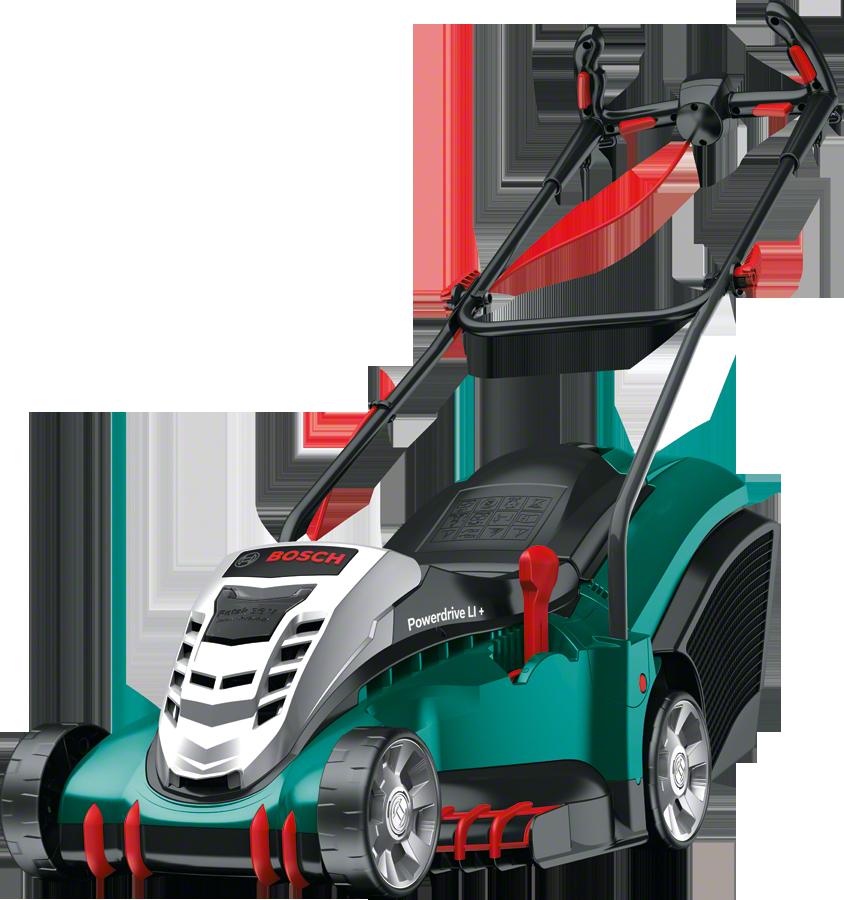 Bosch Rotak 43 LI aku sekačka na trávu