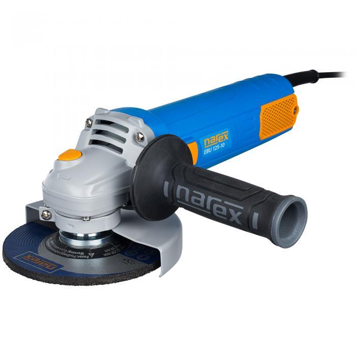 Narex EBU 125-10 Úhlové brusky