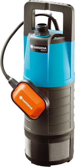 GARDENA 6000/4 Classic ponorná tlaková pumpa