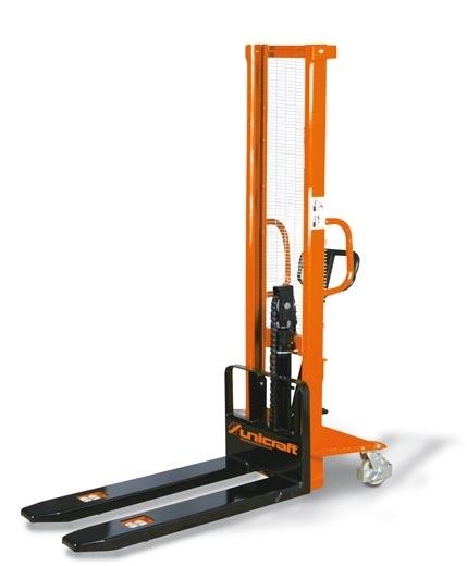 BOW Ruční vysokozdvižný vozík GHHW 1000 UNICRAFT