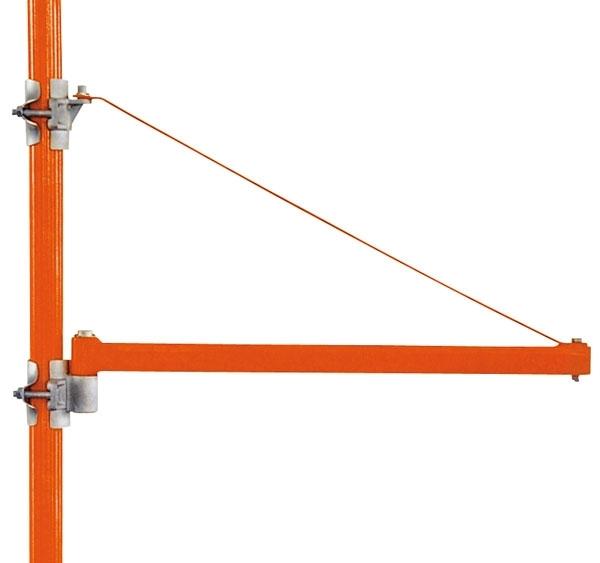 BOW WSA 1000-750 otočné stěnové rameno 1000kg / 750mm UNICRAFT