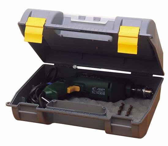 STANLEY 1-92-734 Box na elektronářadí s organizerem ve víku