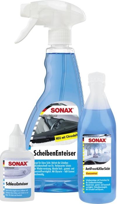 Sonax Fit Winter (sada)