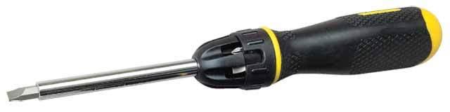 STANLEY 0-68-011 Vícebitový šroubovák s 10 bity