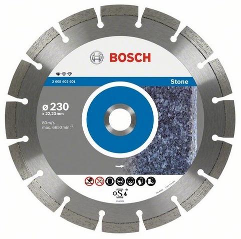 BOSCH diamantový kotouč 230 Standard for Stone 2608602601