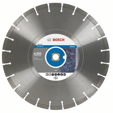 BOSCH diamantový kotouč 450x25,4 Standard for Stone 2608602605