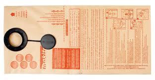 Makita 83132BEK papírové sáčky do vysavače 445X 5ks