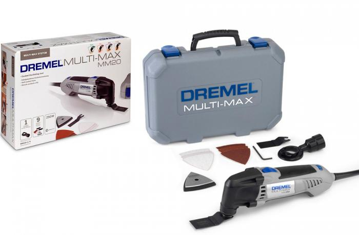 DREMEL ® Multi-Max MM20 (MM20-1/9)