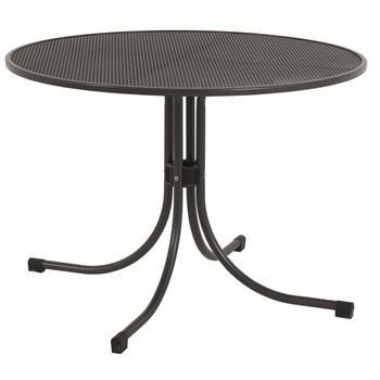 GARLAND PRODUCTS Ltd. Universal 105 univerzální kulatý jídelní stůl z tahokovu pr. 105 cm / 74 cm