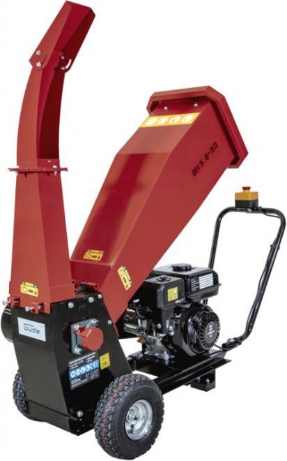 GÜDE GH 5.6-50 Motorový drtič