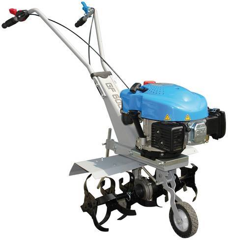 GÜDE GF 600 motorový zahradní kultivátor