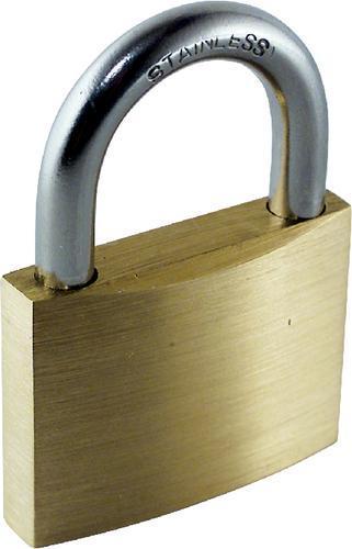 MATLOCK Visací zámek malý mosazný 40 mm
