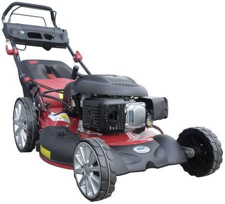 GÜDE BIG WHEELER 560 ES Benzinová rotační sekačka