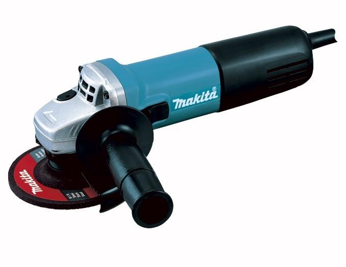 Makita 9558HNRK Úhlová bruska 125mm,840W + kufr