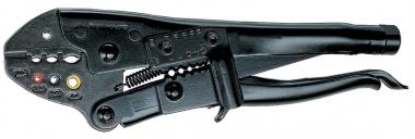 KNIPEX Lisovací kleště s přidržením 215A 9700215A