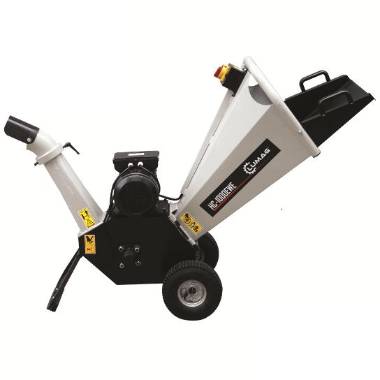 LUMAG RAMBO-HC10E elektrický štěpkovač dřeva