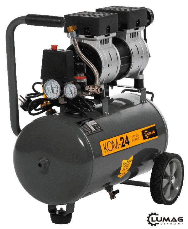Lumag KOM24 Vzduchový kompresor 24L
