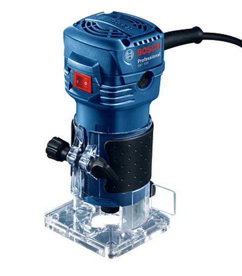 Bosch 06016A0020 GKF 550 Professional ohraňovací frézka