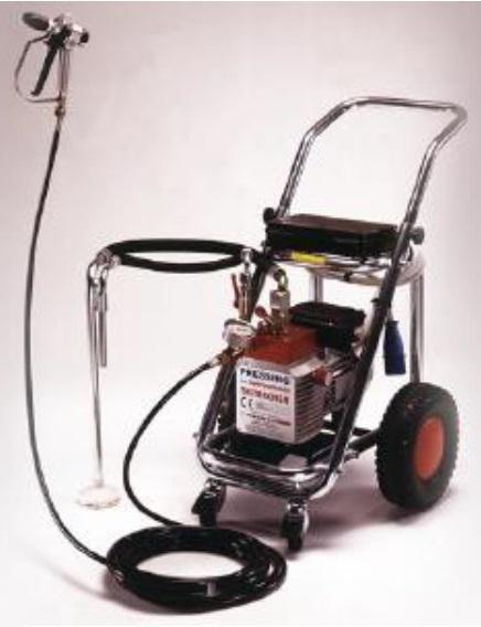 Titan A4000 membránový airless na vozíku pro menší a střední projekty