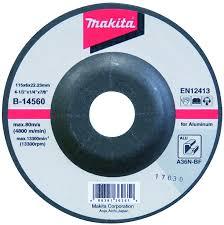 Makita B-14560 brusný kotouč 115x6x22 hliník=altP-67337