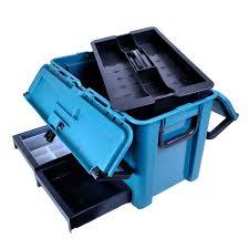 Makita P-78623 plastový kufr Raaco
