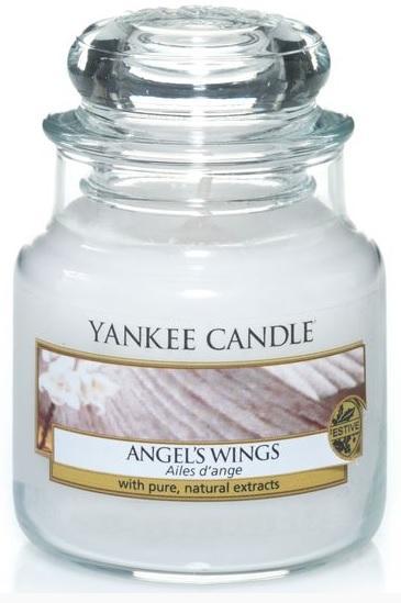 Vonná svíčka YANKEE CANDLE Angel´s Wings CLASSIC MALÝ Andělská křídla