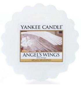 YANKEE CANDLE Angel´s Wings VONNÝ VOSK DO AROMALAMPY Andělská křídla
