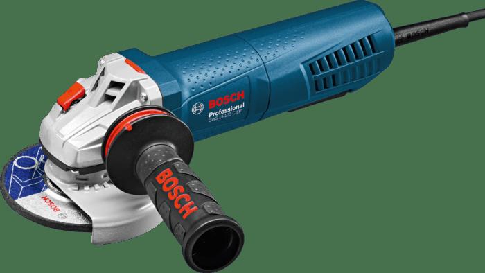 BOSCH GWS 15-125 CIEP Professional úhlová bruska 125mm s regulací