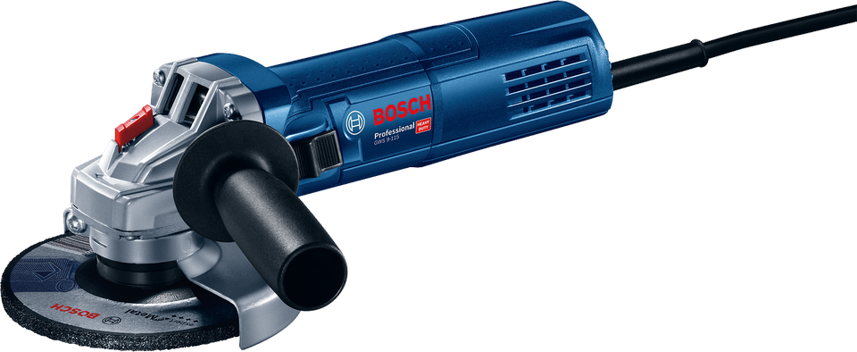 Bosch GWS 9-115 úhlová bruska