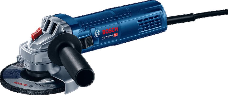 Bosch GWS 9-115 S úhlová bruska s regulací