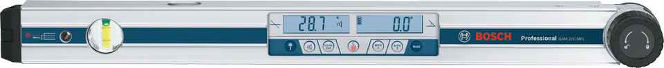 Bosch GAM 270 MFL úhloměr