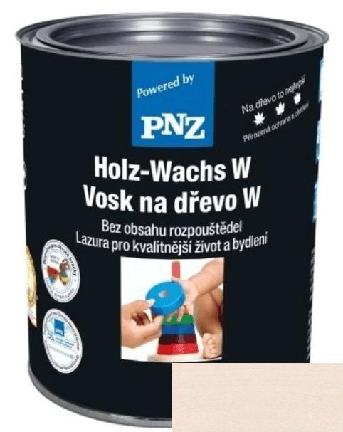 PNZ Vosk na dřevo W antikweiß / starožitná bílá 0,25 l