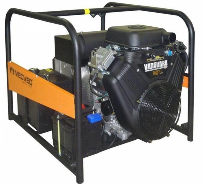 MEDVED ARCTOS 20000 VE AVR 1-fázová elektrocentrála