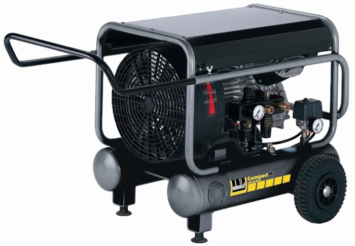 SCHNEIDER CPM 320-10-18 W CompactMaster pojízdný kompresor A222001