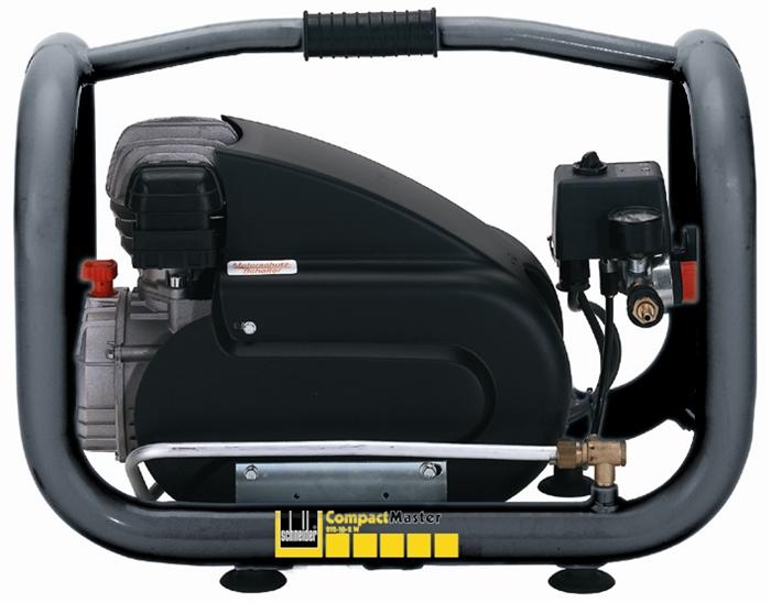 SCHNEIDER CPM 212-10-2 W CompactMaster pojízdný kompresor A222003